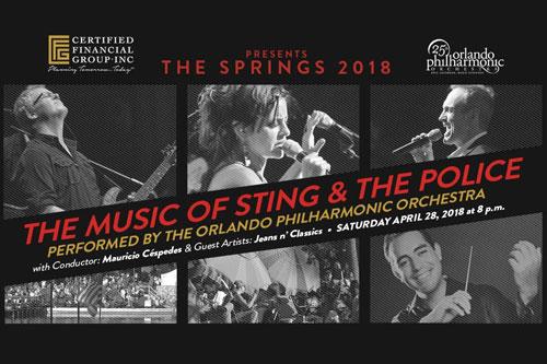 2018 Springs Concert Series