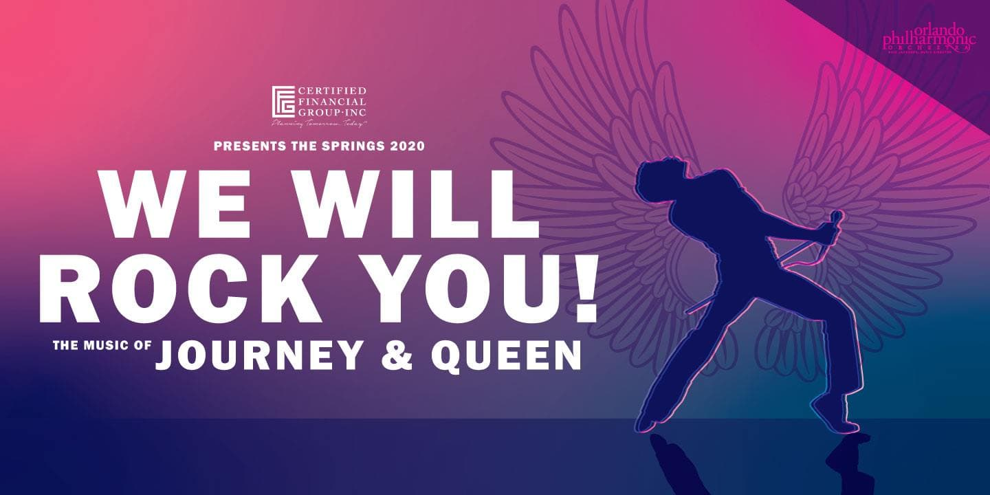 The Springs 2022: The Music of Journey & Queen