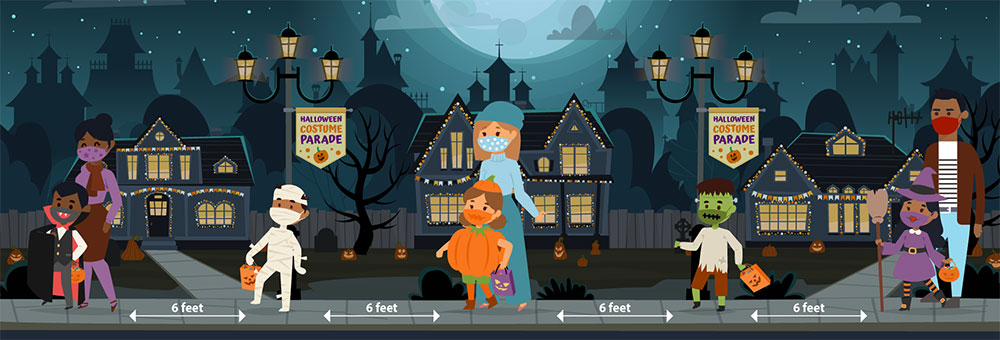 Trick or Treating and Other Halloween Activities