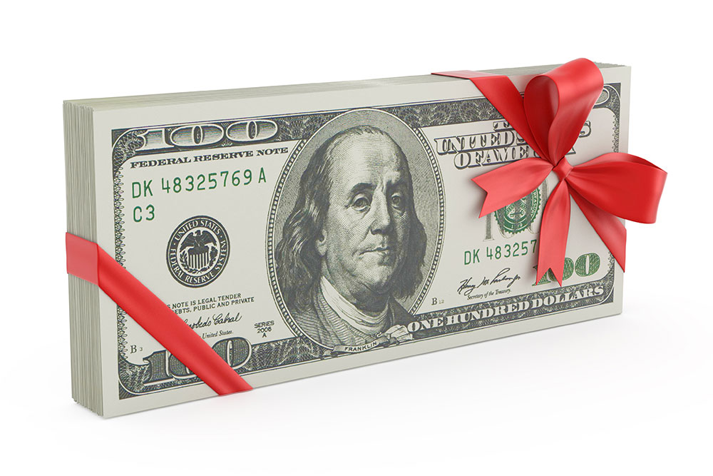 Gift Tax in 2020