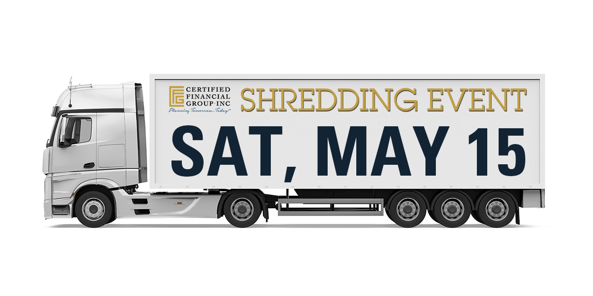 CFG 2021 Shred Event