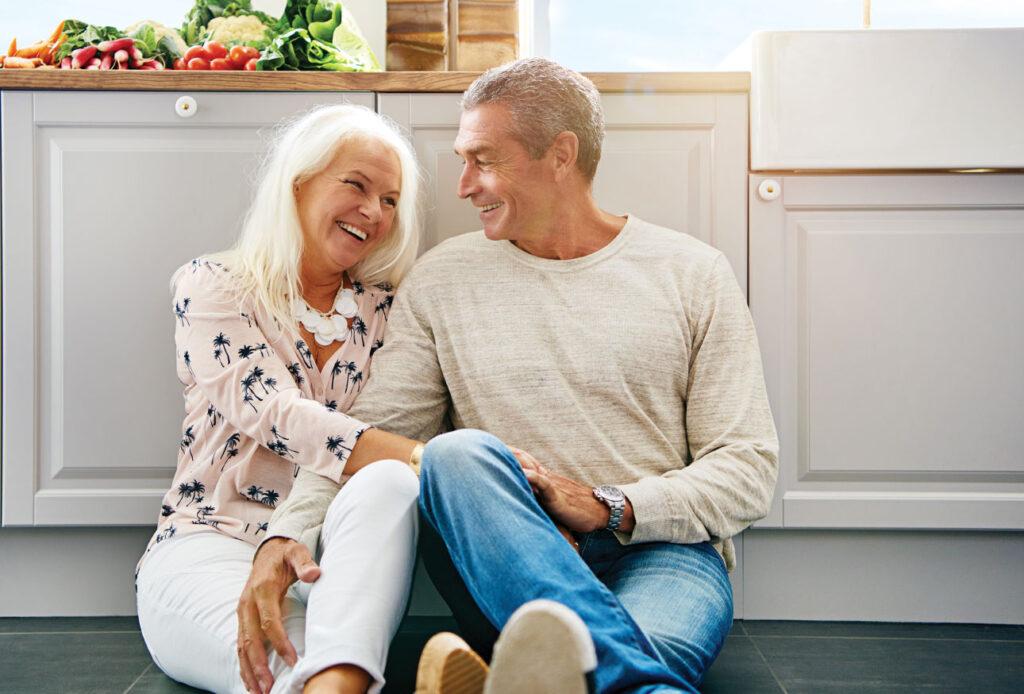 Financial Planning Customers enjoying retirement